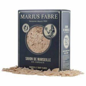Copeaux de savons de Marseille pour fabriquer sa propre lessive