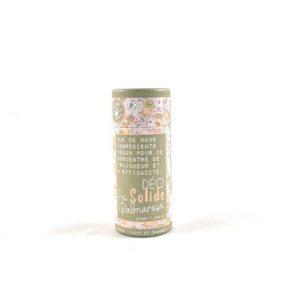 Déodorant solide à la palmarosa