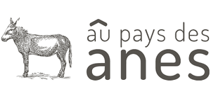 Logo Au Pays des ânes