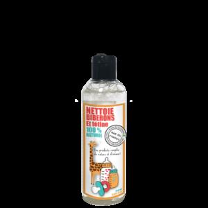 Nettoie-tétine et biberon 100% naturel
