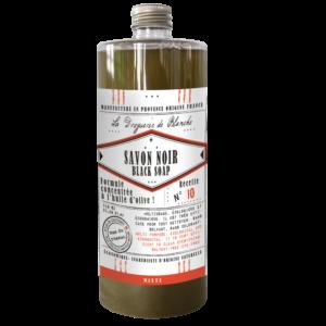 Savon noir à l'huile d'olive - Mas du roseau