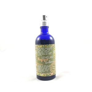 Spray démêlant brillance pour cheveux - Mas du roseau